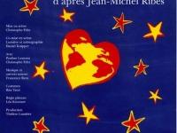 affiche Monsieur Monde - théâtre lumière