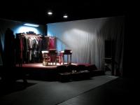 décor Une vie de théâtre- théâtre lumière