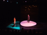Prévert pour vivre- théâtre lumière