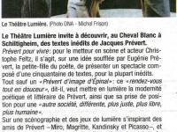 prevert-presse-- théâtre lumière