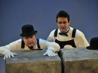 Laurel-et-Hardy-(1)- théâtre lumière