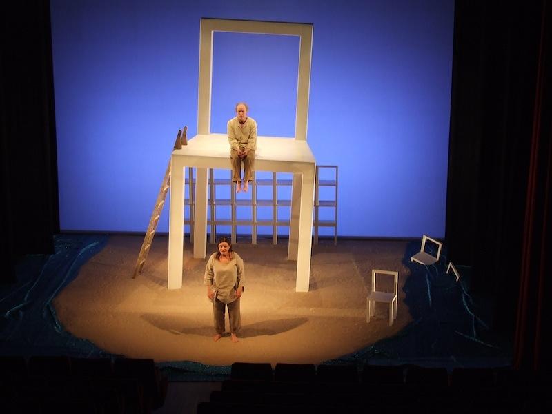 chaises- théâtre lumière