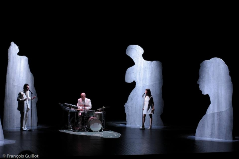 gainsbourg- théâtre lumière