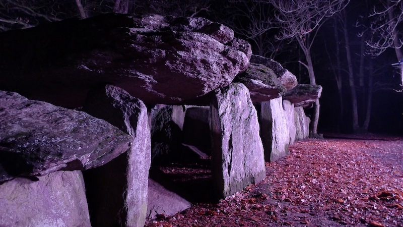 Dolmen de la Roche aux Fées_37