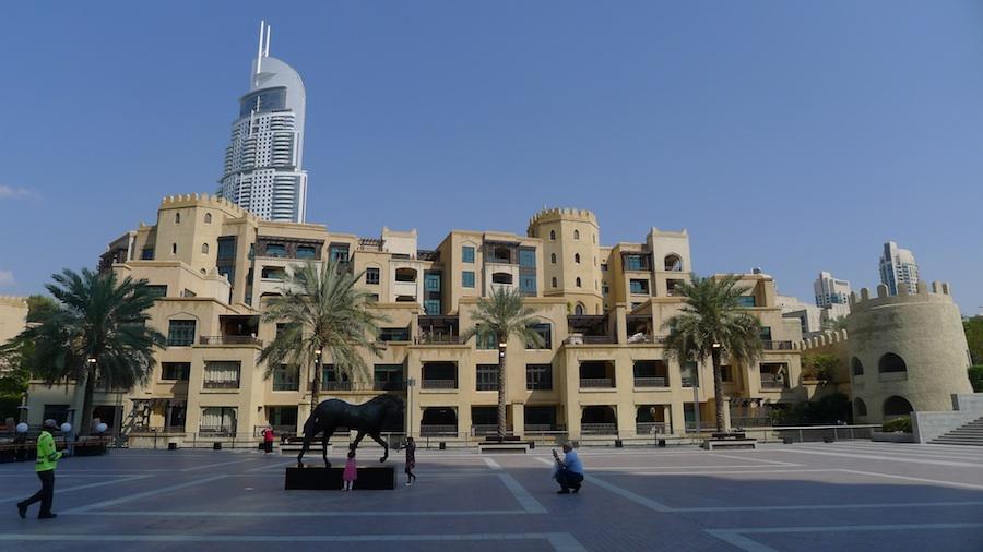 le Monde selon Piet-Dubai 1