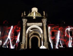 Fiesta de la Luz          Quito 2017