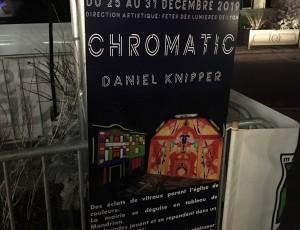 «Chromatic» Saint Gervais les bains 2019