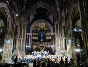 Concert à la Cathédrale de Strasbourg