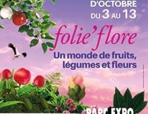 Folies'flores Mulhouse 2019