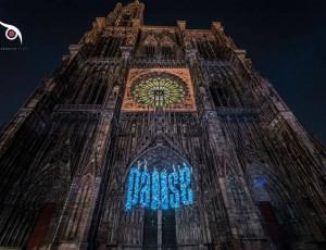 Cathédrale de Strasbourg   spectacle d'été 2020