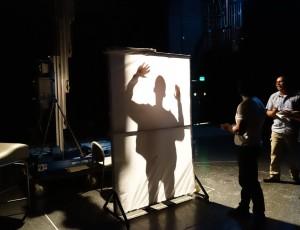 Workshop au Teatro Sucre de Quito
