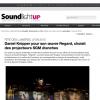SoundlightUP Fête des Lumières Lyon 2015