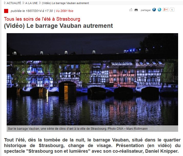 Dna Barrage Vauban article 18 juillet 2014